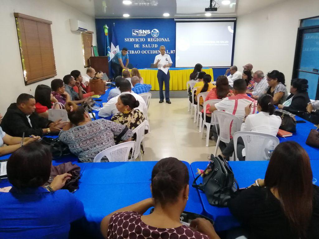 SRSCO BUSCA MEJORAR CALIDAD DE LOS SERVICIOS EN HOSPITALES FRONTERIZO.