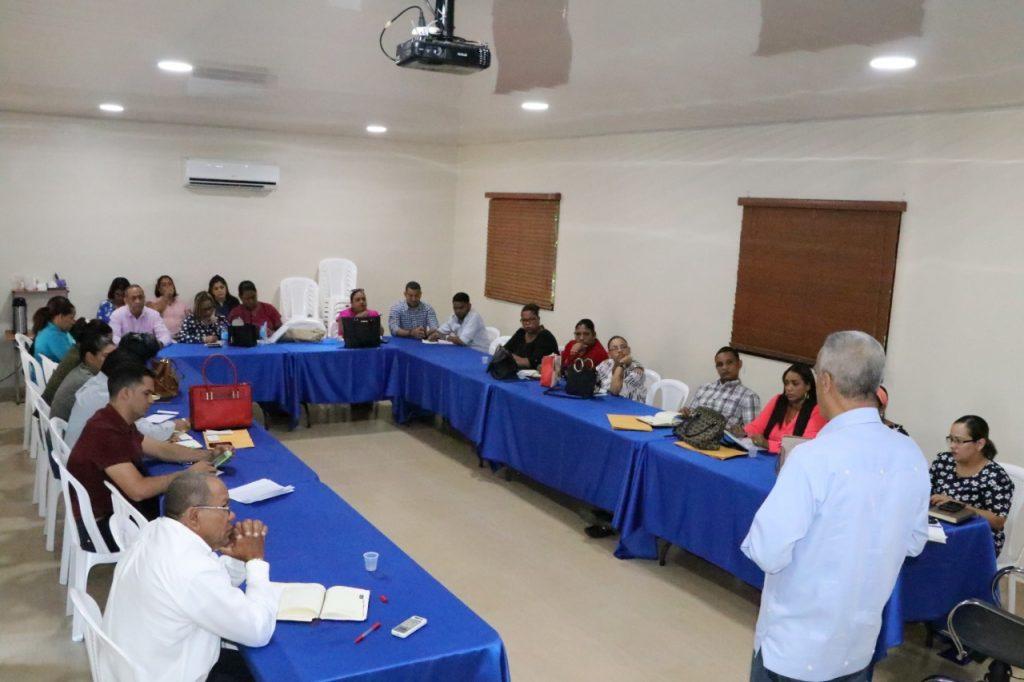 SRSCO BUSCA MEJORAR CALIDAD DE LOS SERVICIOS EN CENTROS DE PRIMER NIVEL.