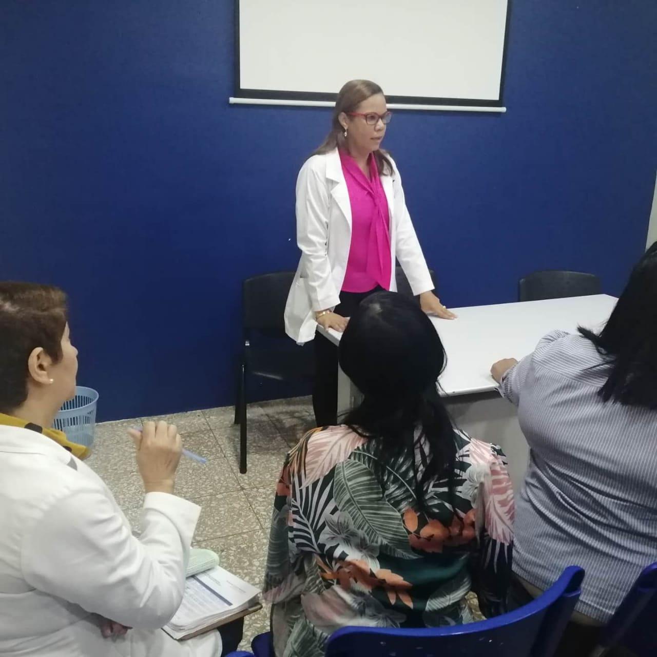 MATERNIDAD DE MAO CAPACITA HOSPITALES EN REGISTRO DE NACIMIENTO.