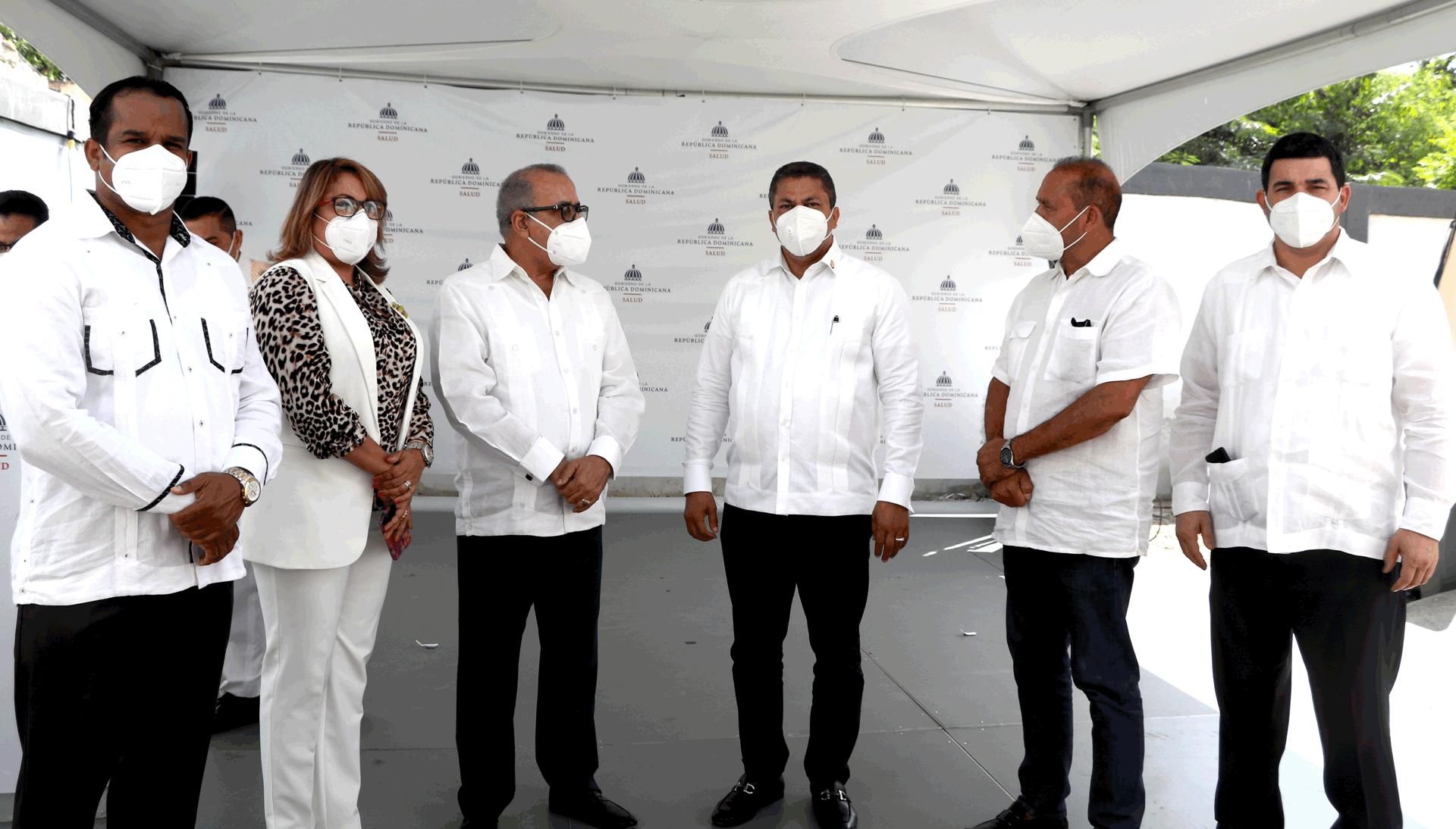 GOBIERNO INSTALA HOSPITAL MÓVIL EN MUNICIPIO DE ESPERANZA