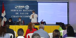 SRS CIBAO OCCIDENTAL BUSCA MEJORAR SERVICIOS DE SALUD DE LA RED ÚNICA PÚBLICA