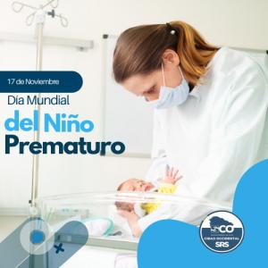17 de noviembre día mundial del niño Prematuro 👶