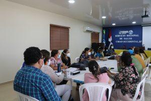 LOS SERVICIOS NACIONAL DE SALUD Y REGIONAL CIBAO OCCIDENTAL AMPLÍAN PROGRAMA SENASA CUIDA DE TI