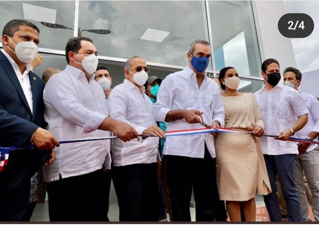 SRS CIBAO OCCIDENTAL PARTICIPA APERTURA DEL 911 EN MAO