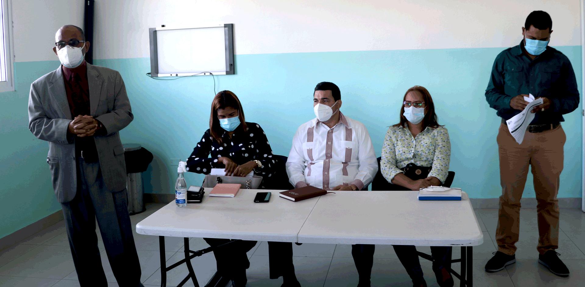 SRS CIBAO OCCIDENTAL CONTINUA PROCESO DE CAPACITACIÓN A FUNCIONARIOS DE ZONAS Y MEDICOS DEL PRIMER NIVEL DE ATENCIÓN