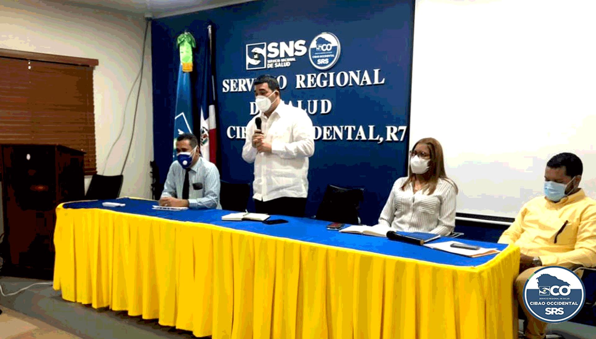 SRSCO-R7, SE REUNE; CON DIRECTORES DE HOSPITALES DEL NOROESTE.