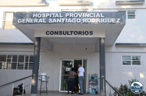 """DIRECCIÓN DEL SRSCO-R7, SE REÚNE CON PERSONAL DEL HOSPITAL DE SABANETA : """"GENERAL SANTIAGO RODRÍGUEZ """"."""