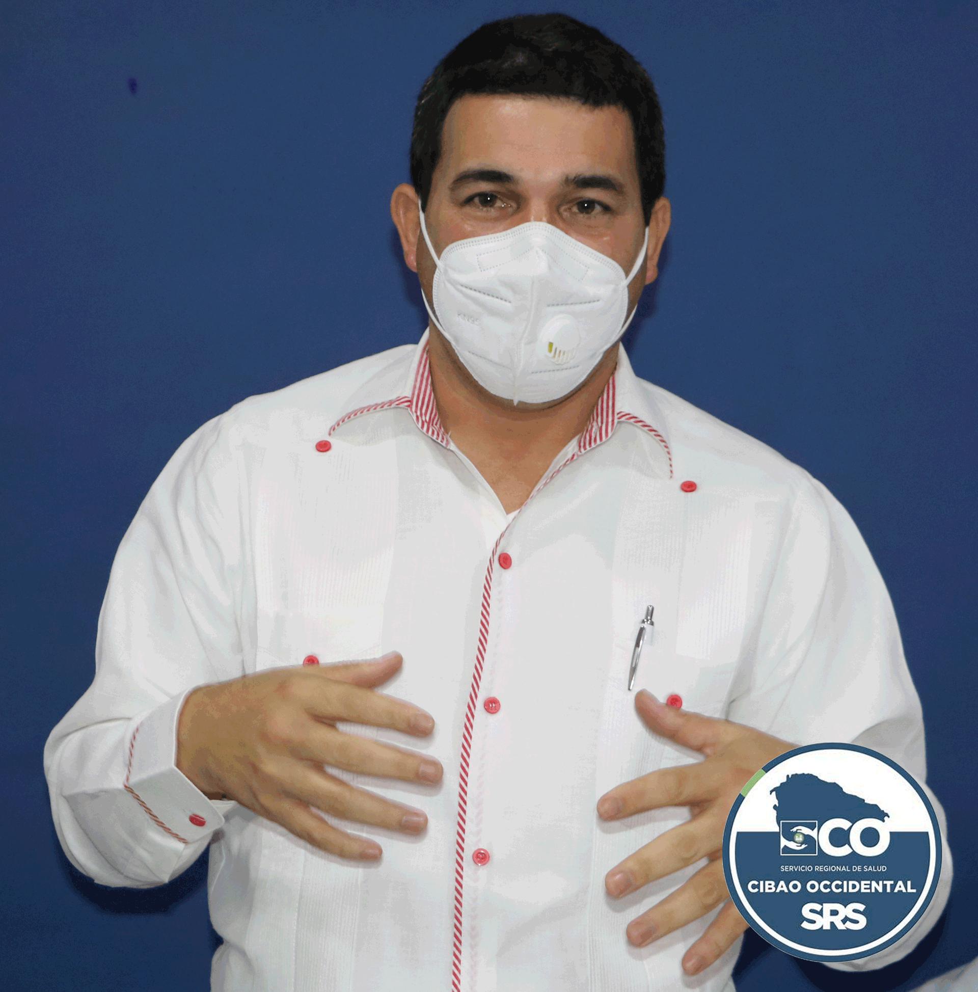 DIRECTOR SRSCO-R7, SE REFIERE A LA GRAN ARMONIA ENTRE: MÉDICOS Y SECTOR SALUD.