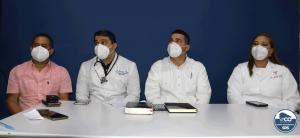 """SRSCO, R7, JURAMENTA Y POSICIONA DIRECTOR Y SUB-DIRECTORA, DEL HOSPITAL REGIONAL MATERNO INFANTIL """"DR. JOSÉ FRANCISCO PEÑA GÓMEZ """"."""