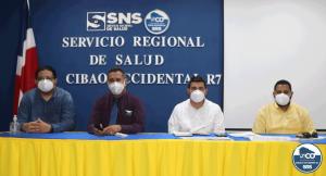 SRSCO-R7, SOCIALIZA CON DIRECTORES DE HOSPITALES.