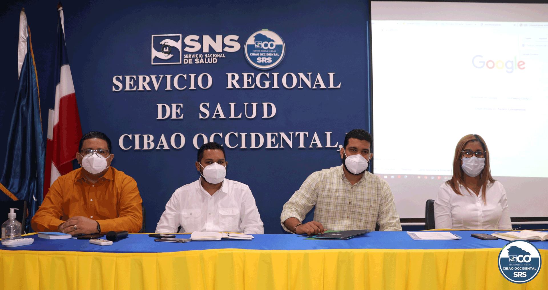 SNS-SRSCO, R7; REALIZAN JORNADA DE CAPACITACIÓN Y ACTUALIZACIÓN.