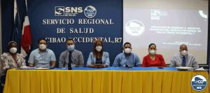 SNS-SRSCO, R7: REALIZAN INDUCCIÓN DE INGRESO, A MÉDICOS PASANTES DE LEY, DEL SERVICIO REGIONAL DE SALUD CIBAO-OCCIDENTAL, R7.
