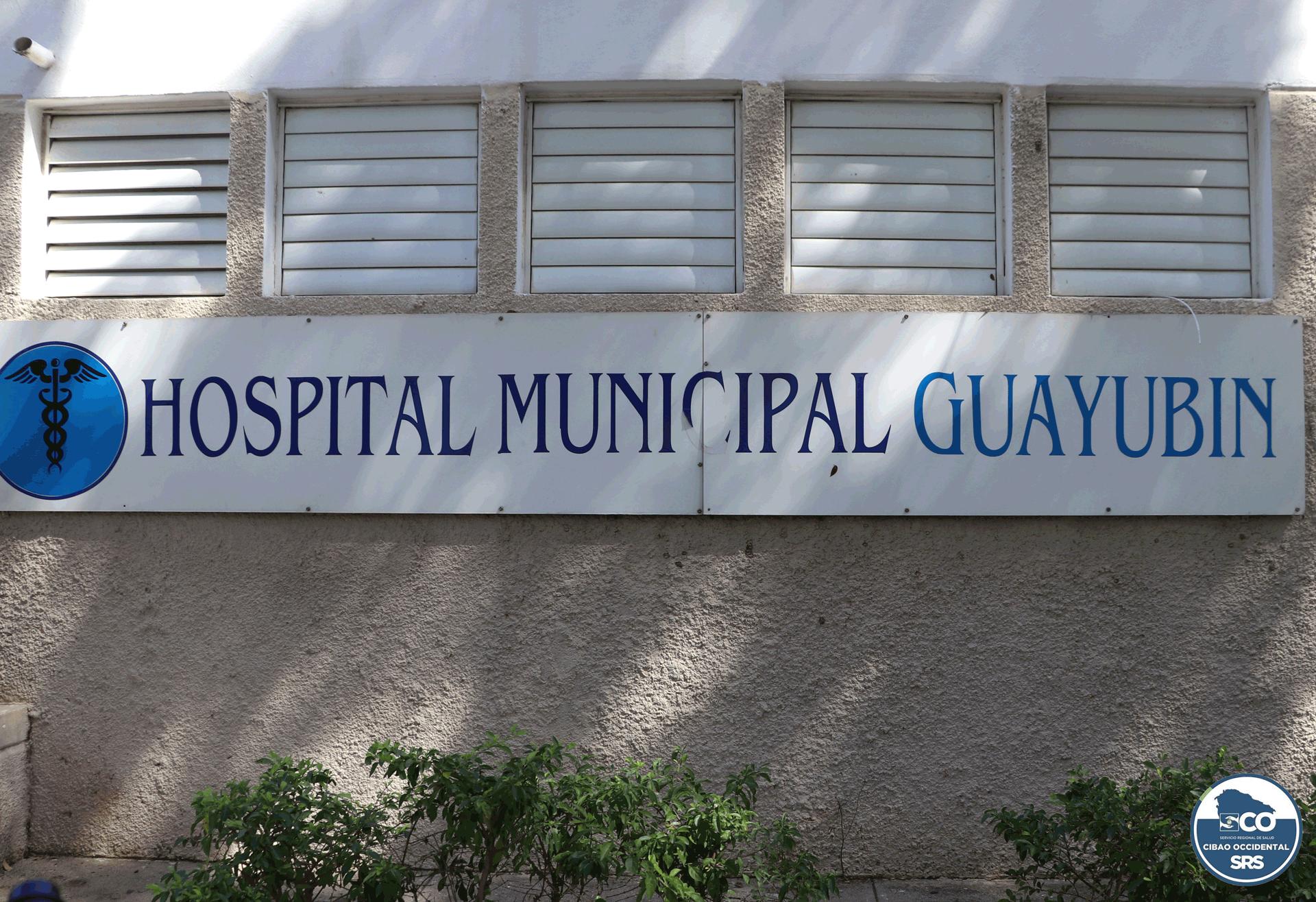 SRSCO, R7; RECIBE EQUIPOS PARA LABORATORIO DEL HOSPITAL MUNICIPAL DE GUAYUBIN.