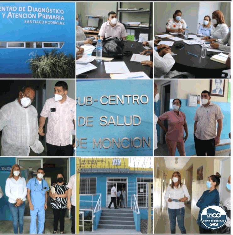 SRSCO,  realiza encuentro en Santiago Rodríguez.
