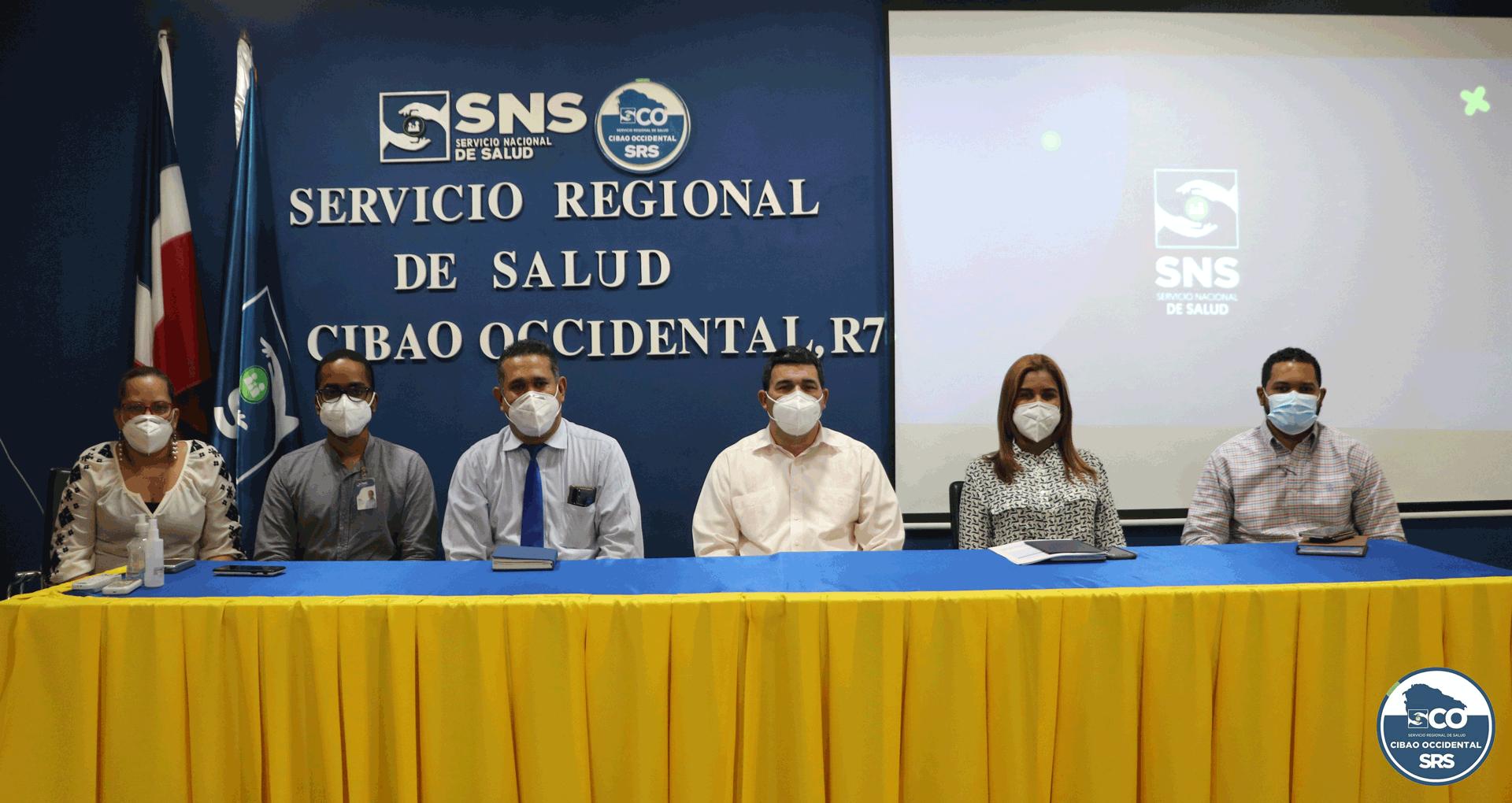 """SNS; MSP Y SRSCO, realizan taller: """"Procedimientos para habilitación  Centros de Salud """"."""