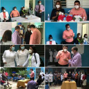 En Servicio Regional de Salud Cibao Occidental,