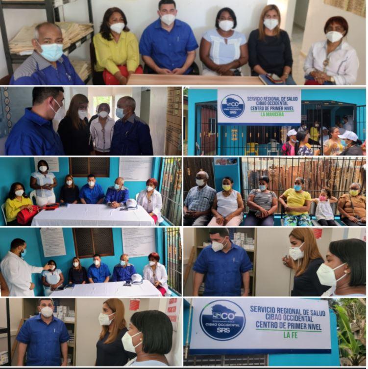 SRSCO,  entrega 4 Unaps acondicionadas, en el municipio de Dajabòn.