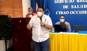 SRSCO,  capacita personal Centros de Primer Nivel.