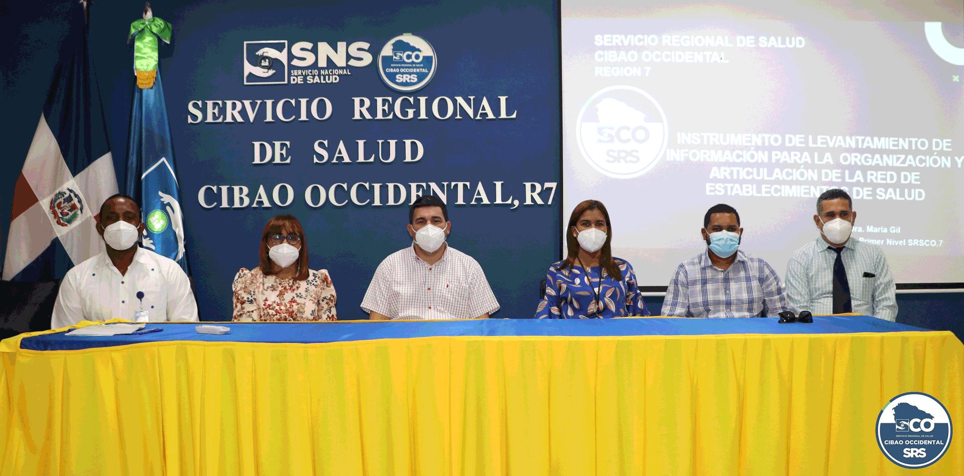 SNS/SRSCO,  realizan Taller/Mesa de Trabajo.