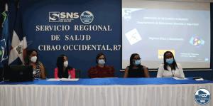 SNS-SRSCO,  realizan Taller de Capacitación,  de los Procesos Laborales,  relacionados a la Ley 41-08 de Función Pública.
