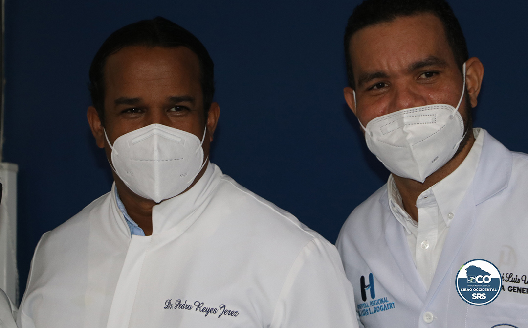 SRSCO, posesiona nuevo director hospital regional Materno Infantil doctor José Francisco Peña Gómez.