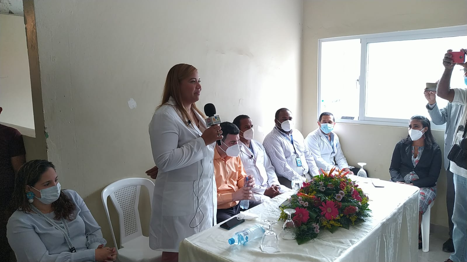 SNS-SRSCO, posicionan directora de hospital.